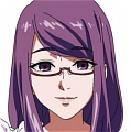 Rize Glasses from Tokyo Ghoul