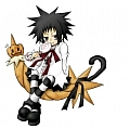 Road Cosplay Costume from D.Gray-Man