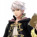 Robin Costume (3rd) from Fire Emblem Awakening