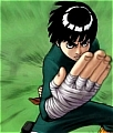 Rock Lee Cosplay Costume from Naruto
