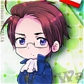 Roderich Costume (Austria) Da Hetalia Axis Powers