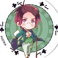 Roderich Costume (Austria, Cardverse) from Axis Powers Hetalia
