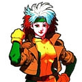 Rogue Cosplay Da X men