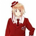 Romania Costume (Red) from Axis Powers Hetalia