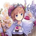 Rorolina Cosplay von Atelier Rorona The Alchemist of Arland