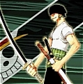 Roronoa Zoro Cosplay Costume from One Piece