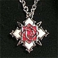 Rose Pocket Watch De  Vampire Knight