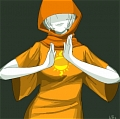 Rose Costume (God Tier Form) from Homestuck