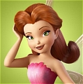 Rosetta Wig Desde Disney Fairies