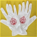 Roy Cosplay Gloves from FullMetal Alchemist