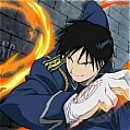 Roy Uniform Cosplay Costume from FullMetal Alchemist