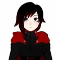 Ruby Cosplay (Rose) Desde RWBY