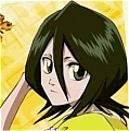 Rukia Cosplay Wig from Bleach