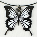 Rukia Necklace (Butterfly) from Bleach