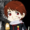 Russia Cosplay (2P, Black) Da Hetalia Axis Powers