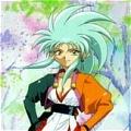 Ryoko Cosplay from Tenchi Muyo