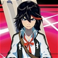 Ryuko Cospaly (Baseball Uniform) von Kill la Kill