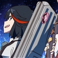 Ryuko Guitar Case from Kill la Kill