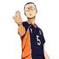 Ryunosuke Cosplay from Haikyu!!