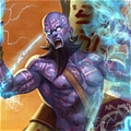 Ryze Cosplay von League of Legends