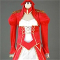 Saber Cosplay (Red) Desde Fate stay night