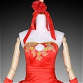 Saber Costume (Red) from Fate Stay Night