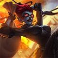 Safecracker Evelynn Cosplay from League of Legends