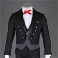 Saibasidian Costume (029-C07) De  Personnages de Black Butler II