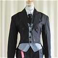 Saibasidian Vest and Coat ( Customer Commissin ) from Kuroshitsuji