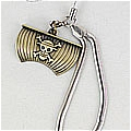 Sail Cell Phone Accessory from One Piece