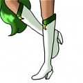 Sailor Juno Shoes Desde Pretty Guardian Sailor Moon