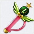 Sailor Jupiter Crystal Change Rod from Sailor Moon