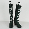 Makoto Kino Shoes (Dark Green) Desde Pretty Guardian Sailor Moon