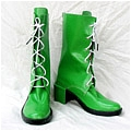 Sailor Jupiter Shoes from Sailor Moon