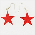 Sailor Mars Earrings (DJ92) Da Sailor Moon
