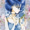 Sailor Mercury Cosplay (Illustration) from Sailor Moon