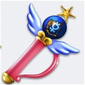 Sailor Mercury Crystal Change Rod from Sailor Moon