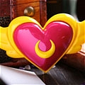 Sailor Moon Brooch (DJ114) De  Pretty Guardian Sailor Moon