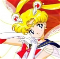 Usagi Tsukino Costume (2nd) Desde Pretty Guardian Sailor Moon Super S