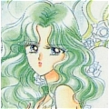 Sailor Neptune Wig (Comic) from Sailor Moon