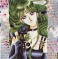 Sailor Pluto Cosplay (Illustration) from Sailor Moon