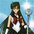 Setsuna Meiou Cosplay Desde Pretty Guardian Sailor Moon Crystal