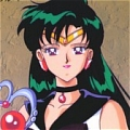 Sailor Pluto Wig De  Pretty Guardian Sailor Moon