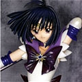 Sailor Saturn Cosplay from Sailor Moon Crystal