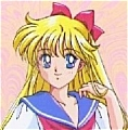 Sailor Venus Cosplay (Summer Uniform) from Sailor Moon