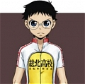 Sakamichi Cosplay (Sport Uniform) from Yowamushi Pedal