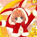 Sakura Cosplay (Christmas) from Cardcaptor Sakura