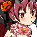 Sakura Cosplay (Halloween) from Puella Magi Madoka Magica