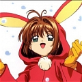 Sakura Cosplay (Rabbit) from Cardcaptor Sakura
