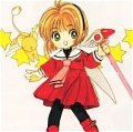 Sakura Cosplay (Red) from Cardcaptor Sakura